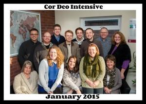 Jan 2015 Intensive