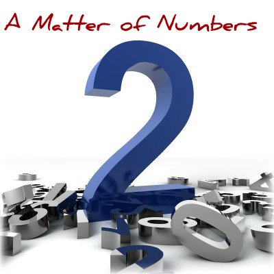 A matter of numbers