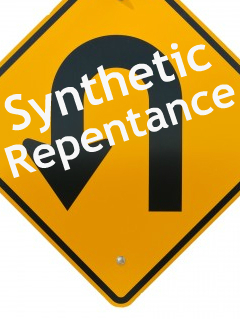 synthetic repentance