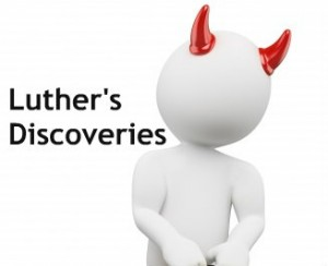 Luther's discoveries